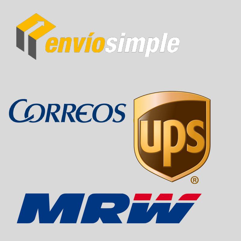 Envío Simple; Envíir paquete