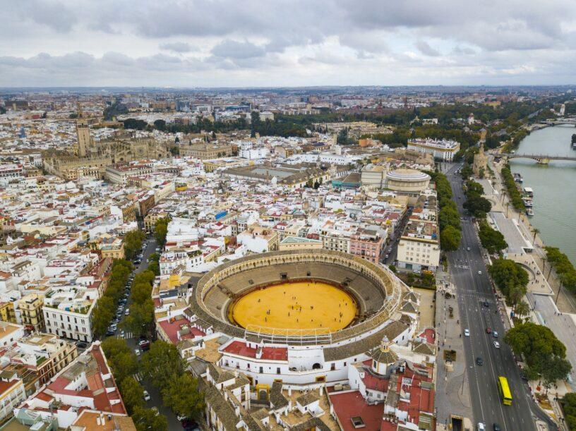 Envío de paquetes a Sevilla